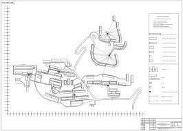 Курсовые и дипломные проекты по электроснабжению Чертежи РУ Дипломный проект Реконструкция системы электроснабжения жилого микрорайона г