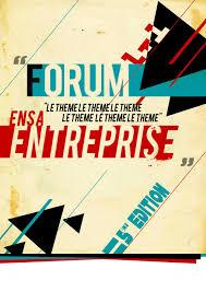 flyers forum flyer forum ensa entreprise 2013 2 by zakiou on deviantart