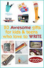gifts for someone who likes to write