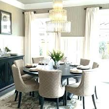 round kitchen table for 6 dining set and chairs