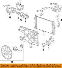 gm car truck thermostats parts for chevrolet volt gm oem engine water pump gasket 55562045 fits chevrolet volt