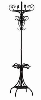 Black Wrought Iron Coat Rack right inside the front door Apartment living Pinterest Front 1