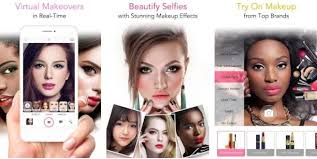 youcam makeup magic selfie makeovers apk android