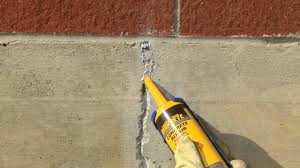 How To Repair Cracks In Vertical Concrete Surfaces With QUIKRETE - Exterior brick repair