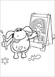Kids N Funcom Coloring Page Timmy Time Timmy Time