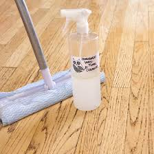 best way to clean hardwood floors without chemicals