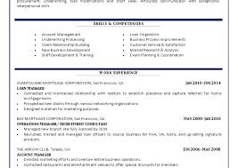 Job Description Account Manager Cover Letter Image Resume