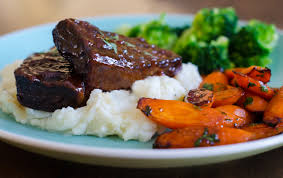 Country Style Pork Ribs Braised In Wine And Garlic  Recipes Randy Beef Country Style Ribs Recipes Oven