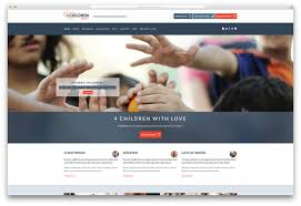 Ngo Templates 24 Best WordPress Themes For NonProfit Charity Organizations 24 13