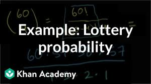 Michigan Lottery Frequency Chart Example Lottery Probability Video Khan Academy
