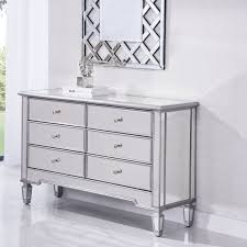best mirrored dressers on trend for