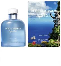 Dolce And Gabbana Light Blue Price Comparison Light Blue Pour Homme Beauty Of Capri By Dolce Gabbana For