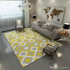 Europe Large Area Carpets Rugs Living Room Carpet Suede Mats Custom Living Room Carpets Rugs