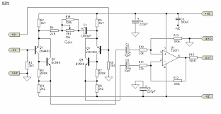 schematic wiring diagram microphone preamp low noise balanced microphone preamp low noise balanced