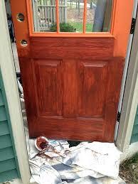 can you paint a metal garage door applying faux door paint metal garage door roller can you