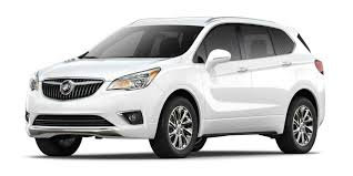 What <b>Colors</b> Can the <b>2019</b> Buick Envision Come In?