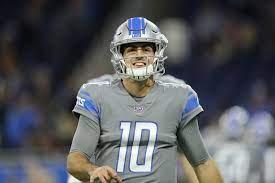 Lions: David Blough should start the ...