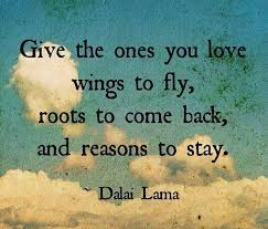 Dalai Lama Quotes On Love Magnificent Dalai Lama Quotes Roots And Wings A Lesson On Parenting