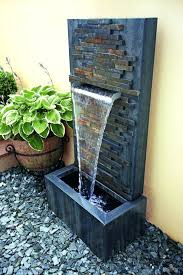 office water features. Glamorous Modern Water Fountains Contemporary Features Stainless Steel And Office Furniture Tabletop O