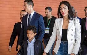 Cristiano Ronaldo Eta Figli
