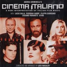 Discography | VARIOUS ARTISTS: Cinema Italiano - Sting