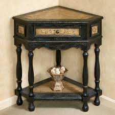 corner tables furniture. Delighful Tables Elmhurst Corner Table Black Touch To Zoom For Tables Furniture E