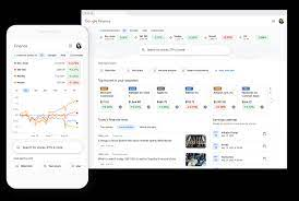 Google Finance makes investing ...