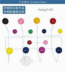Ball Coat Rack Furniturehang It Allcoat Hangerwall Hookball Coat Rackmetal 56
