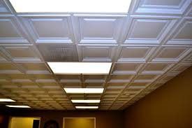Decorative Ceiling Tiles Lowes Suspended Ceiling Tiles Lowes Basement Inspiring 31
