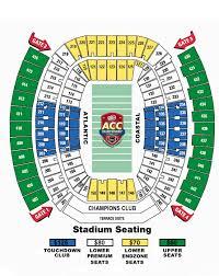 Lane Stadium Seating Chart 49 Veracious Champion Stadium Seating Chart