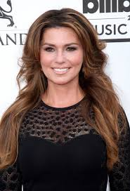 hairstyles for women over 40 shania twain super log extra glam