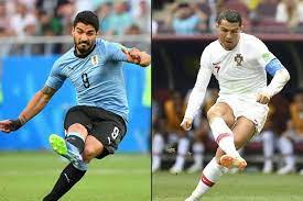 Uruguay vs. Portugal: Team News, Live Stream, TV Info for World Cup 2018 |  Bleacher Report | Latest News, Videos and Highlights