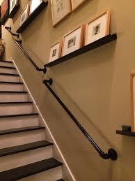 stair railings homemade - Recherche Google More  Wall RailingMetal  Handrails ...