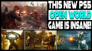 NEW OPEN WORLD PS5 GAME REVEALED - PLAN ...