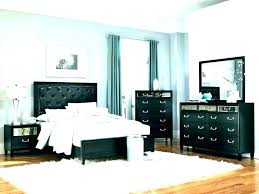 Lacquer Bedroom Furniture Black Lacquer Bedroom Furniture Set Modern ...