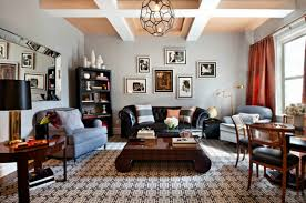 style a black sofa modern sofas