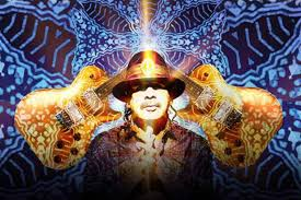 Santana At Bankplus Amphitheater At Snowden Grove On 27 Apr