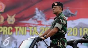 Image result for Panglima TNI