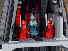 lego turns to the dark side with new vader s castle set star wars