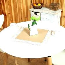 inch round table topper square burlap center perceptible overlays with hayseed beige tablecloth 20 glass rou