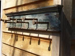 Railroad Coat Rack Railroad spike coat rack by ivegotahammer on Etsy 1100100 25
