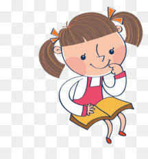 clip art open the book thinking