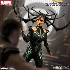 Mezco Toyz One:12 Collective Marvel Thor Ragnarok Hela Action Figure –  Dorksidetoys