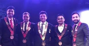 dhruv dalmia is national president of round table india dhruv ar dalmia round table international round table india bakaiti piyush daga