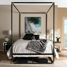 canopy bed frame studio maria queen canopy bed diy metal canopy bed frame