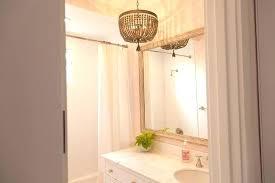 full size of pottery barn white beaded chandelier rowan iron arabella child pink bathroom with gray