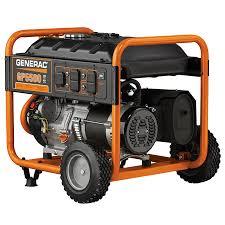 generac png. Generac GP Series GP5500 Model 5939 Portable Generator (49ST) Png N