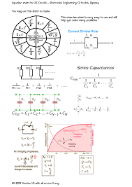 endearing equation sheet for dc circuits rc circuit calculator voilacapture pm large size