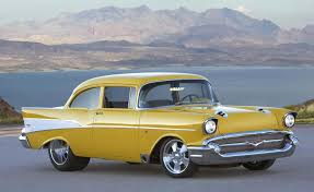 Chevrolet Bel Air Reviews, Specs & Prices - Top Speed