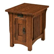 living room end tables with drawers. amish end tables furniture shipshewana co charming small living room with drawers